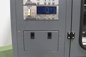 Автоматы защиты установленные в металлическом корпусе