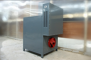 Зарядно-разрядный шкаф для аккумуляторных батарей серии Светоч-04-01 вид сзади