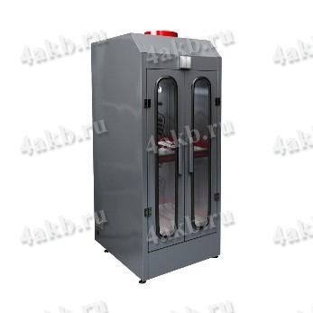 дизайн двухъярусных шкафов серии Светоч-02 от 1,2 до 24 В