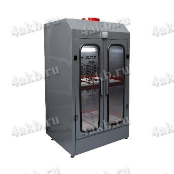 дизайн двухъярусных шкафов серии Светоч-02 емкостью до 1000 а/ч