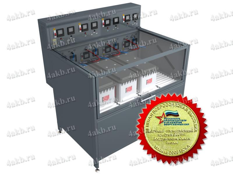 Зарядный шкаф для заряда аккумуляторов СВЕТОЧ-04