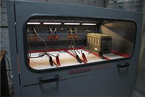 Шкаф для авиационных аккумуляторов Светоч-Авиа общий вид