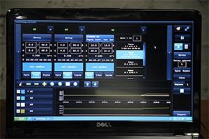 Цветной экран шкафа Светоч-Авиа