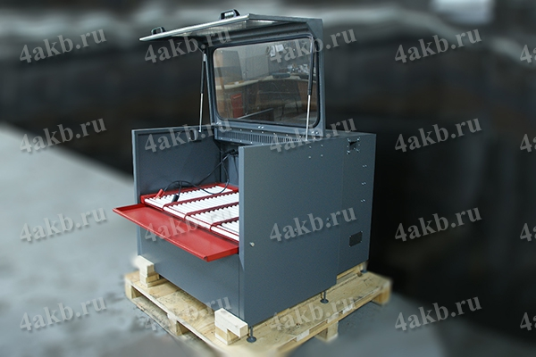 зарядно-разрядного шкафа Светоч-Авиа в Иркутск