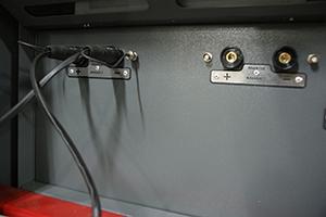 Фото проводов для подключения аккумуляторов с заземлением
