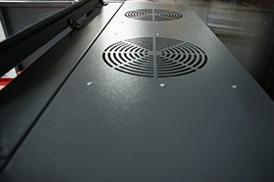Система охлаждения шкафа серии Светоч-авиа 2016 года выпуска