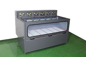 Фото металлического шкафа для заряда Светоч-04-06.ЖК