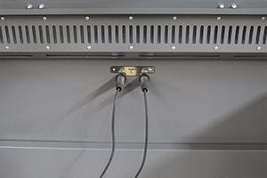 Фотография выходов каналов для заряда и десульфатации АКБ