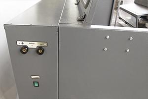 Фото управления освещением шкафа для заряда АКБ