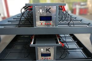 Фотографии ярусов для установки аккумуляторных батарей