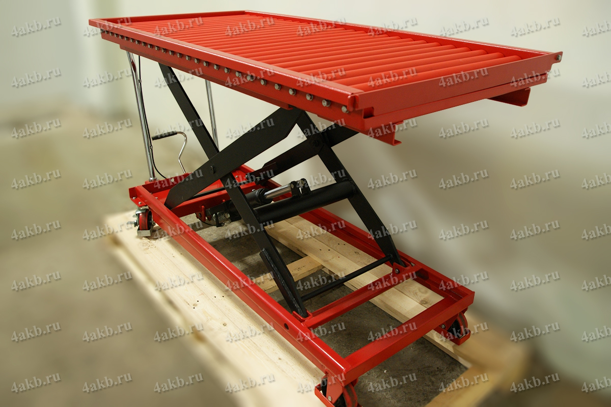 Тележки с подъемной платформой рольганг производительность конвейера расчет