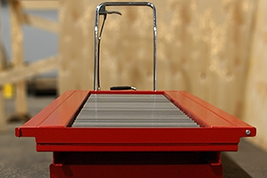 Подъемная платформа аккумуляторной тележки