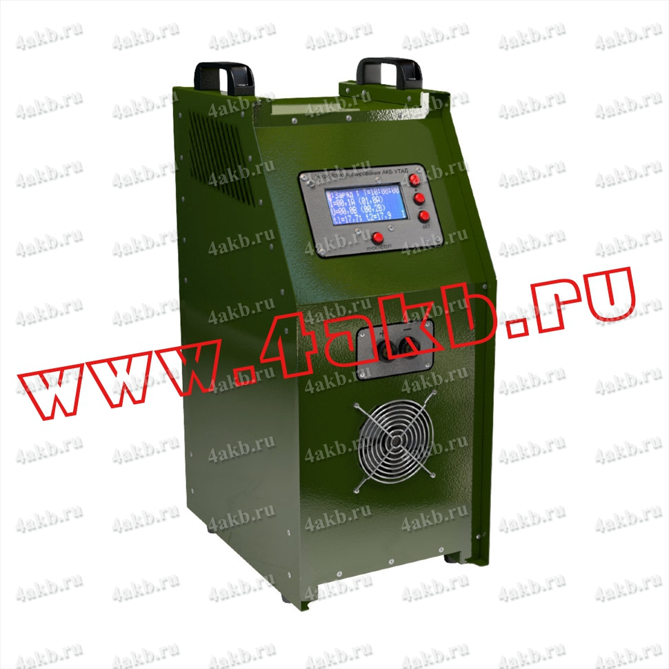 Устройство тестирования аккумуляторных батарей серии ООО РМЗ-УТАБ