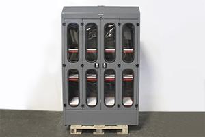 Фото модифицированного шкафа для заряда аккумуляторов Светоч-03-12