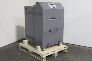 Вакуумная установка дозированной заливки электролита