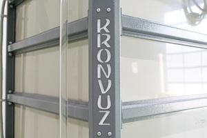 Фото брендирования устройства для приготовления электролита