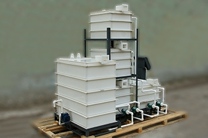 Комплекта оборудования для регенерации кислотного электролита
