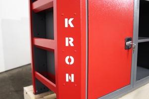 Своя надпись на изделии серии верстака КРОН-ВДС-11