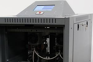 Автоматический зарядный выпрямитель ВЗА-100-160