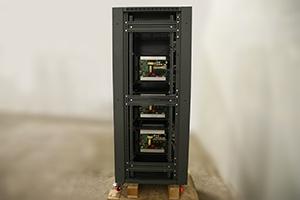 Фото зарядных плат  выпрямителя ВЗА-110-110 вид спереди