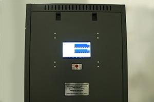 Фото панели управления зарядного выпрямителя ВЗА-110-110