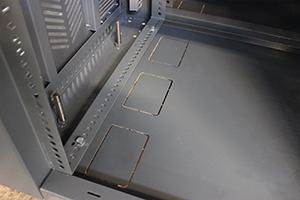 Фото конструкции корпуса зарядно-разрядного выпрямителя ВЗА-Р-Р