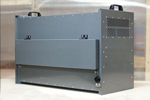 Розетка для подключения электропитания на зарядном выпрямителе серии ВЗА