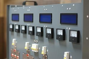 Приборы управления процессами заряда на выпрямителе серии ВЗА