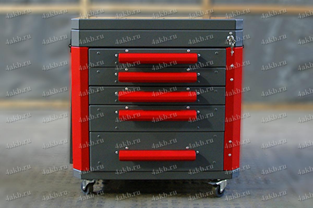 Разработка конструкции ящика для хранения комплектов аккумуляторщика