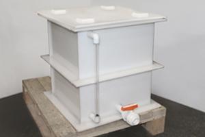 Емкость полипропиленовая для хранения дистиллированной воды