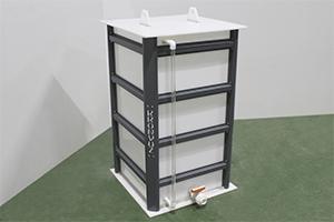Фото емкости полипропиленовой для хранения кислоты 9268К-02