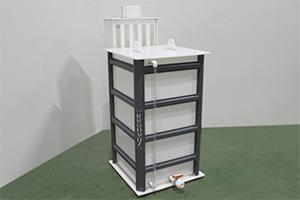 Фото емкости полипропиленовой для приготовления электролита 9268П-0000002-11