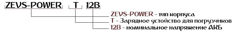 Расшифровка зарядных устройств ZEVS-POWER