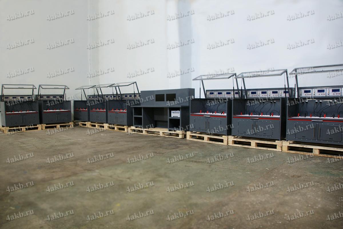Зарядно-разрядный ремонтно-диагностический комплекс