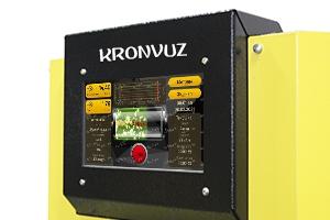 Сенсорная панель управления зарядным устройством