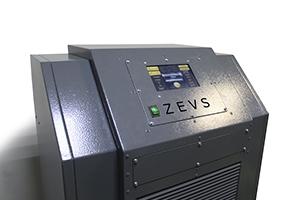 Фото панели управления устройством для зарядки АКБ