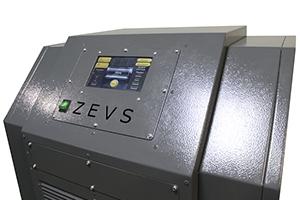 Фотография сенсорной панели управления зарядом