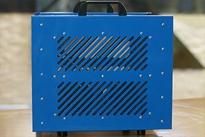 Вентиляционная решетка зарядно-разрядного устройства серии Зевс-Р