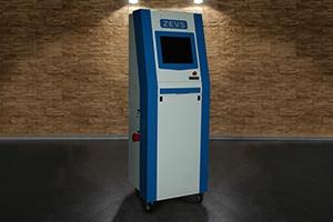 Многоканальное зарядно-разрядное устройство серии Зевс-Авиа-М-Р вид сбоку