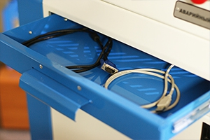Внутренние провода для подключения доп. оборудования