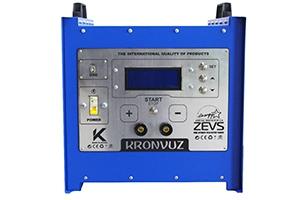 фото зарядного разрядного устройства Зевс-Авиа-Р вид спереди