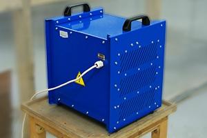Провод внешнего электропитания 220В на устройстве серии Зевс-Р